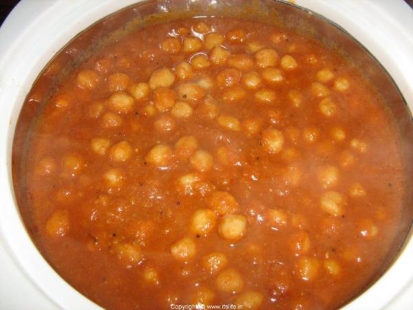 Channa Recipe