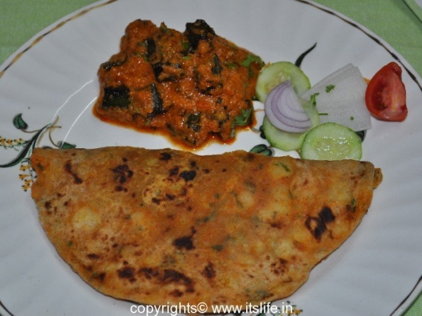 Bhindi Kurma