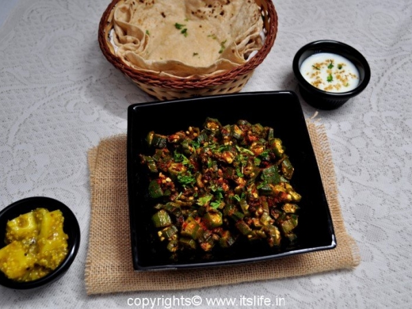 Sookha Bhindi