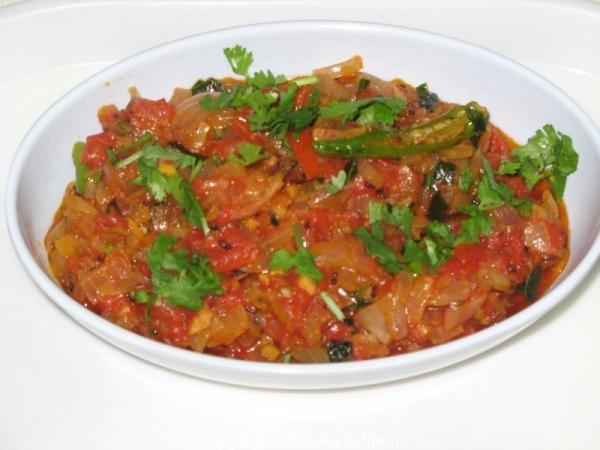 Tomato Onion Masala