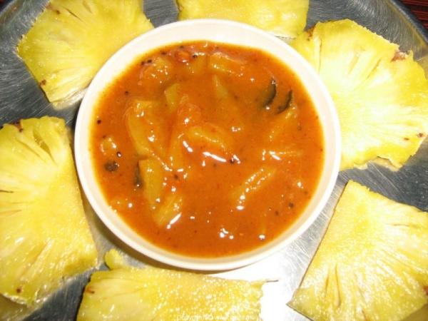 Pineapple Gojju