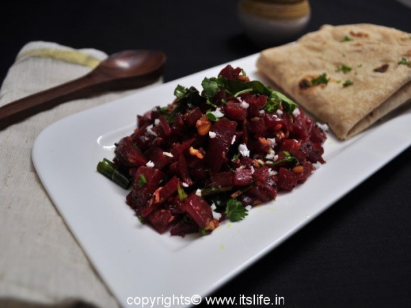 Beetroot Side Dish