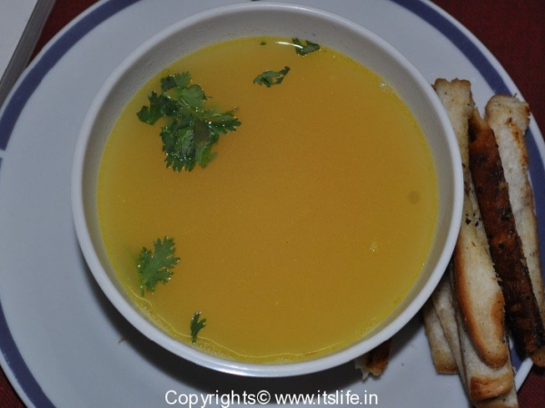 Settu Soup