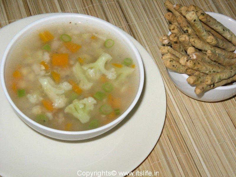 Sweet Corn Soup Recipe | Soup Recipe | Appetizer Recipe | Vegetarian ...