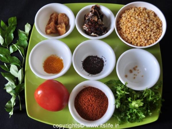 Saaru ingredients