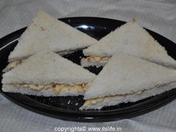 Kesar Sandwich