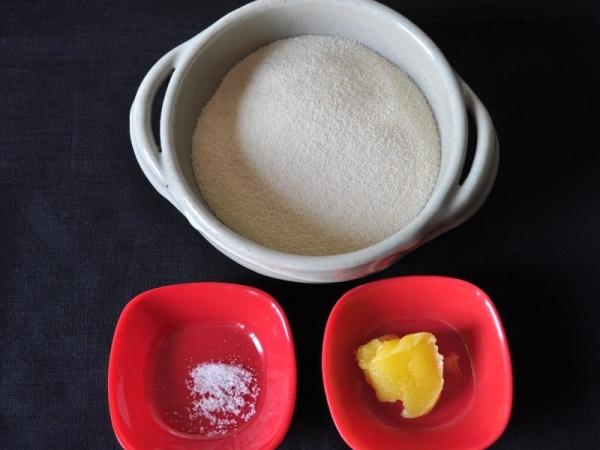 Pal Puri ingredients