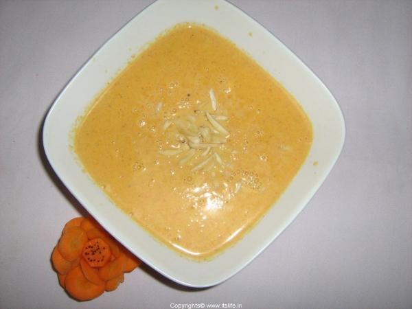 Carrot Payasa