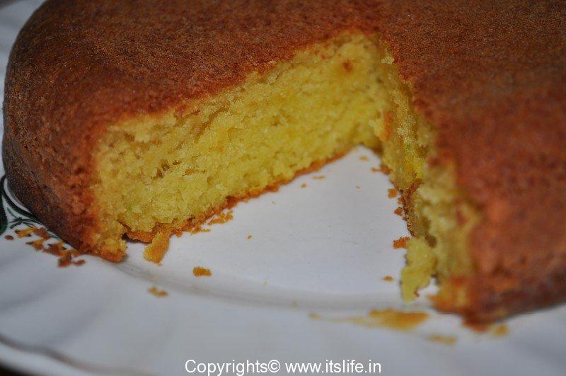Lemon Cake Recipe Eggless Cake Recipe Baking Cakes