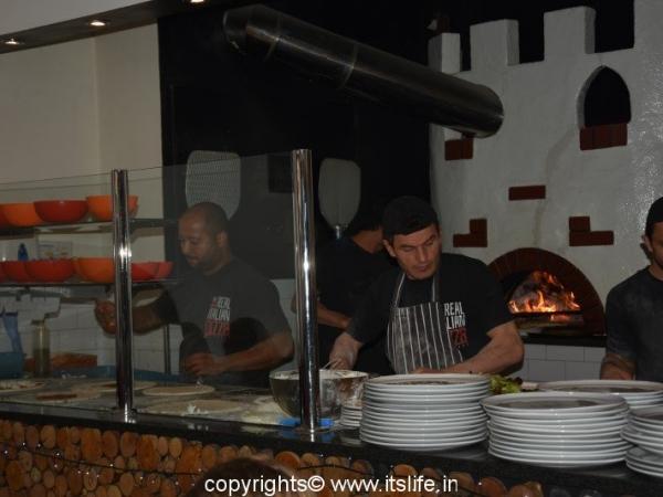 Italian restaurant in Bath