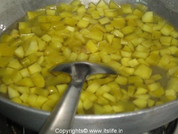 Mango Tit Bits Jam