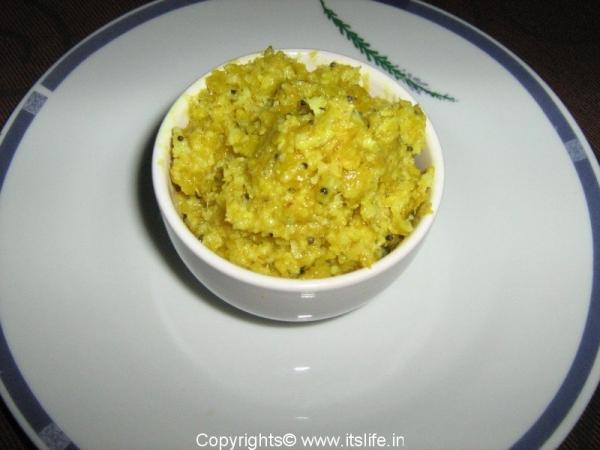 Lemon Thokku