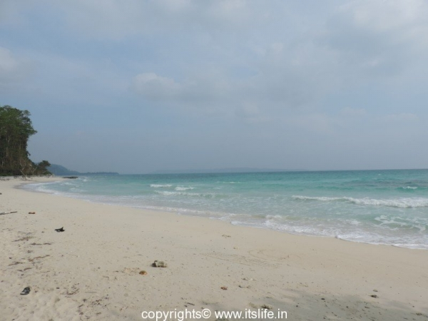 Kalapathar Beach - Havelock Island