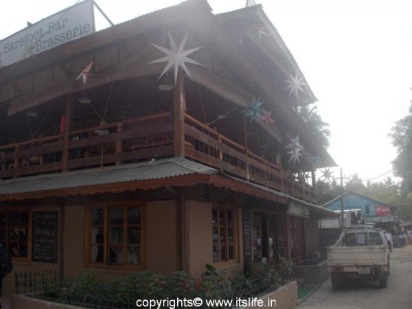 Barefoot Bar and Brasserie, Havelock Island