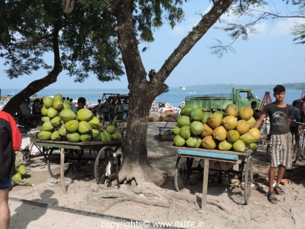 Shopping and eating out in Andaman and Nicobar