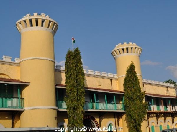 Cellular Jail in Port Blair