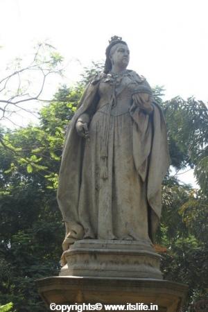 Queen Victoria - Cubbon Park - Bangalore