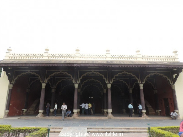 Tipu Sultan Summer Palace