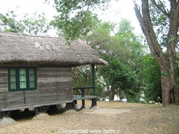 Log Huts Bheemeswari