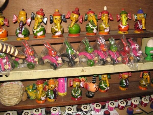 Channapattana Toys