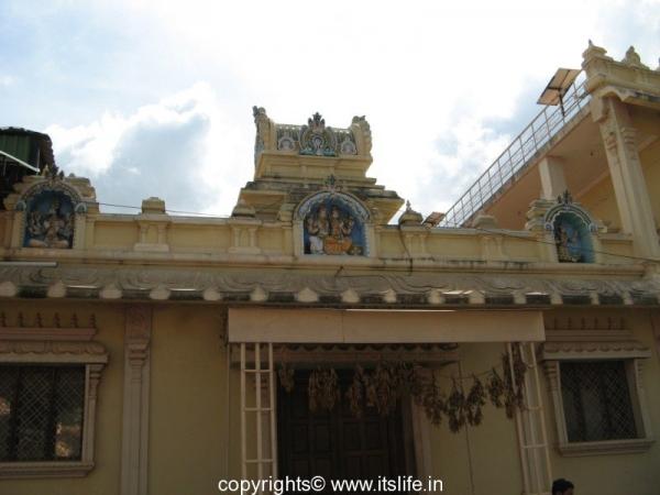 Hebbur Kamakshi Sharada Temple