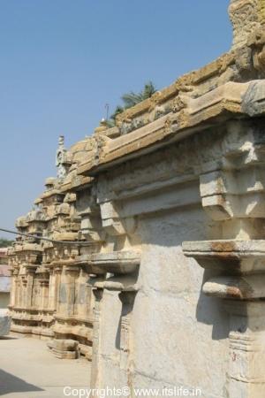 Begur Temple