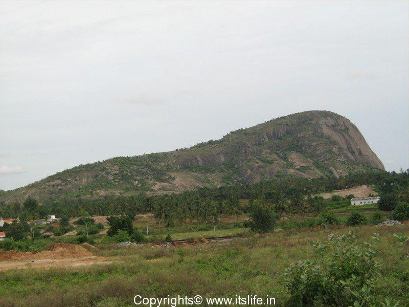 Ramanagara Hills Of Ramanagara Sholay Movie