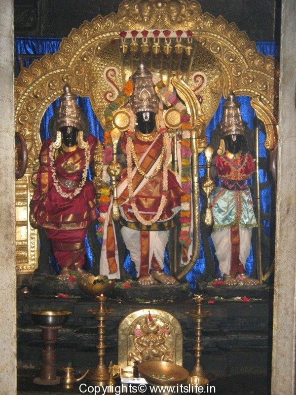 Kodandarama Temple, Hiremagalur