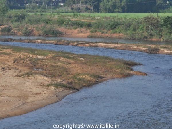 Tunga River, Sringeri