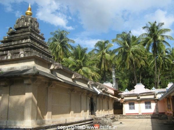 Kalaseshwara Temple, Kalasa