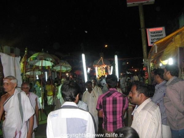 Sharada Devi Temple, Sringeri