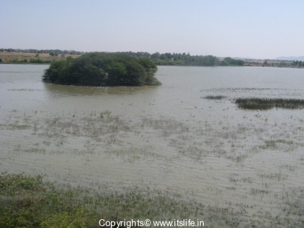 Magadi Lake, Gadag
