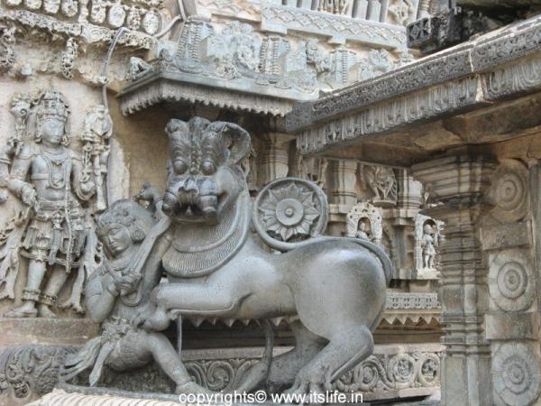 Hoysala Symbol
