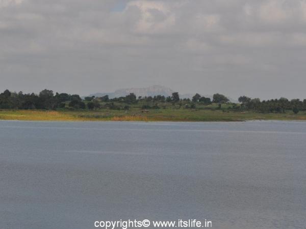 Markonahalli Dam