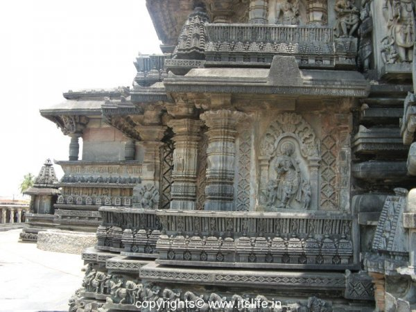 Andal temple