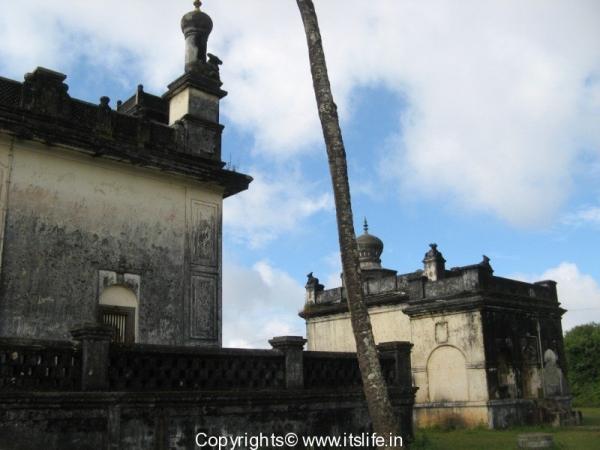 Raja\'s Tomb - Coorg