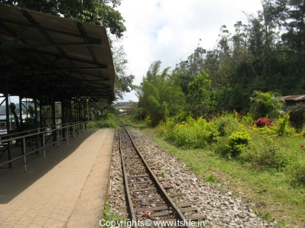 Raja Seat - Toy Train - Kodagu