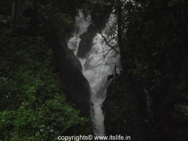 Devarakolli Waterfalls