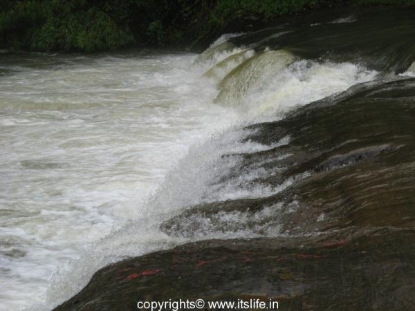 Kanthanpara Waterfalls - Wayanad