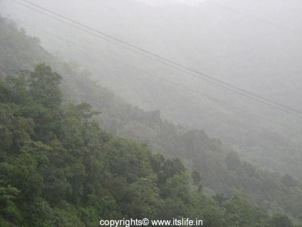 Lakkidi view point, Wyanad
