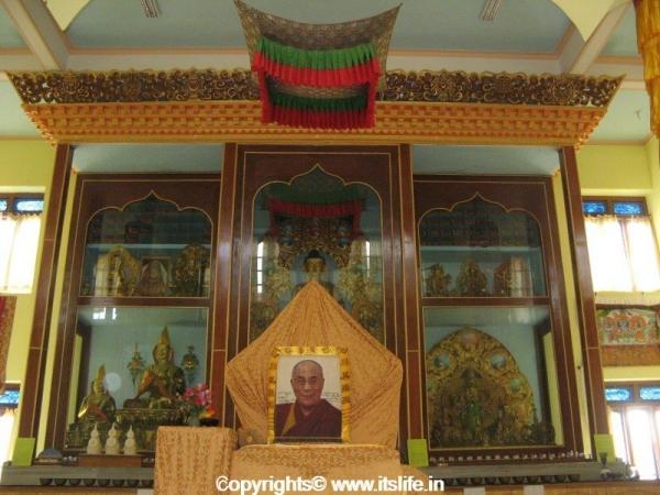 Gyudmed Monastic School, Gurupura