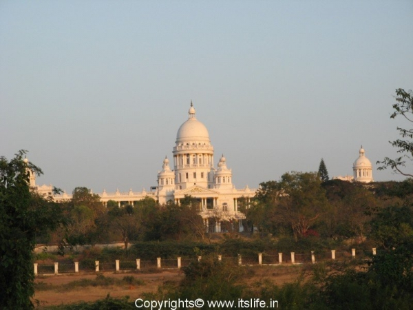 Lalith Mahal Palace