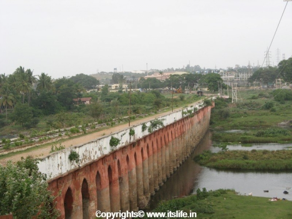 Kapila Bridge - Nanjanagudu