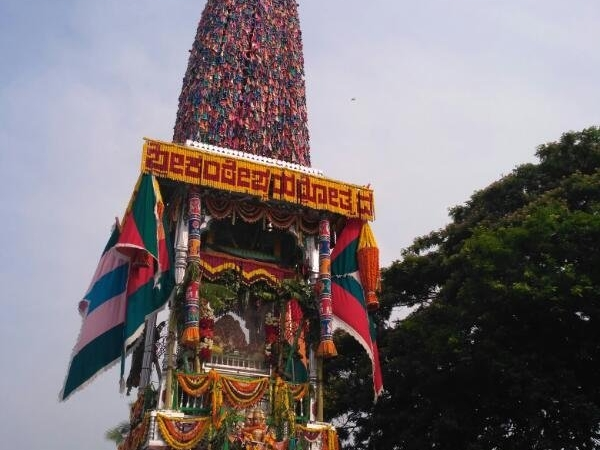 Nanjanagudu Rathotsava