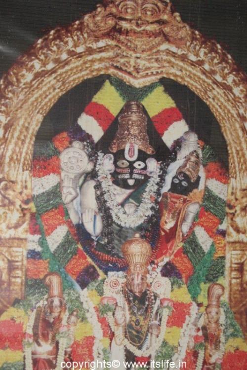Gunja Narasimha Temple, T. Narasipura