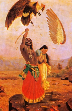 Ravi Varma Paintings