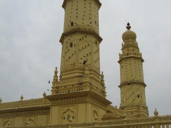 Jumma Masjid - Srirangapatna