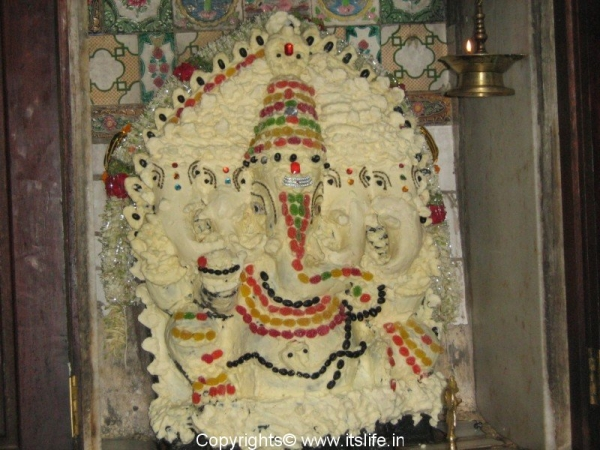 Pancha mukhi Ganapathy, Nanjangud