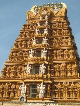 Nanjundeshwara Temple, Nanjanagud