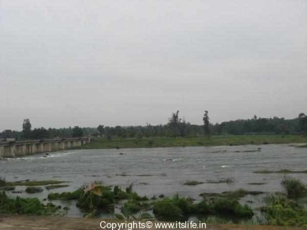 Cauvery River Srirangapatna